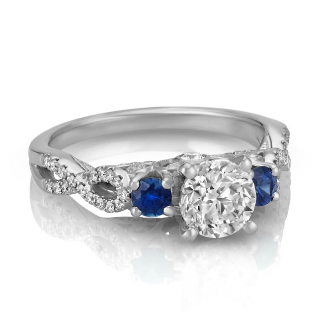Engagement Rings Vs Wedding Bands: Diamonds Engagement Rings Vs Other Gemstones